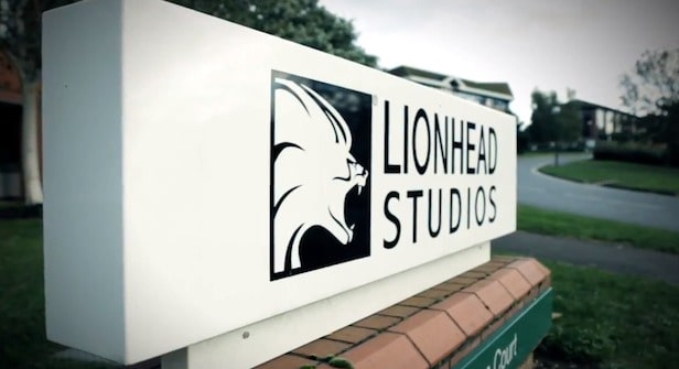 Lionhead Studios Logo