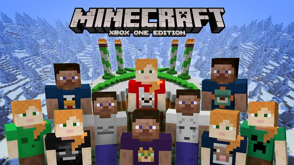 Minecraft, Minecraft Birthday Edition