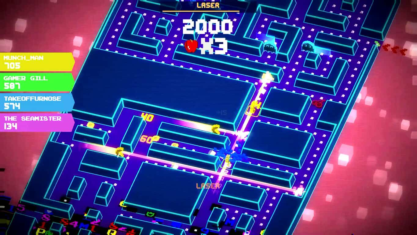 Pac-Man 256 on Xbox One