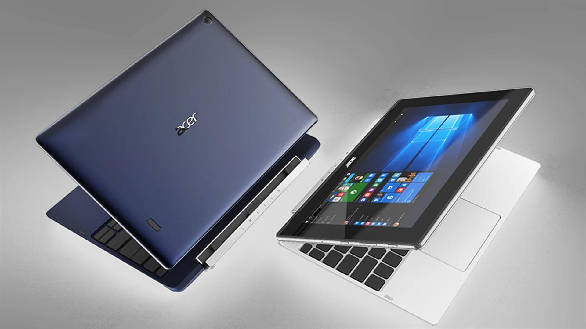 Acer Switch V 10 Windows 10 Device