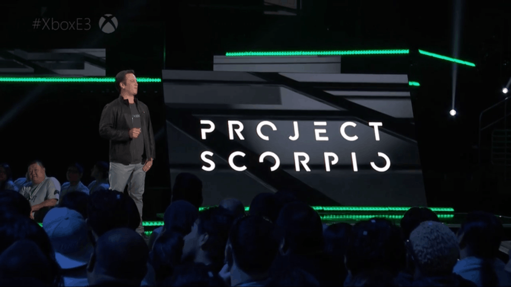 Xbox News Recap Scorpios New Design Language Over 1000 Games Being Made For IDXbox And More