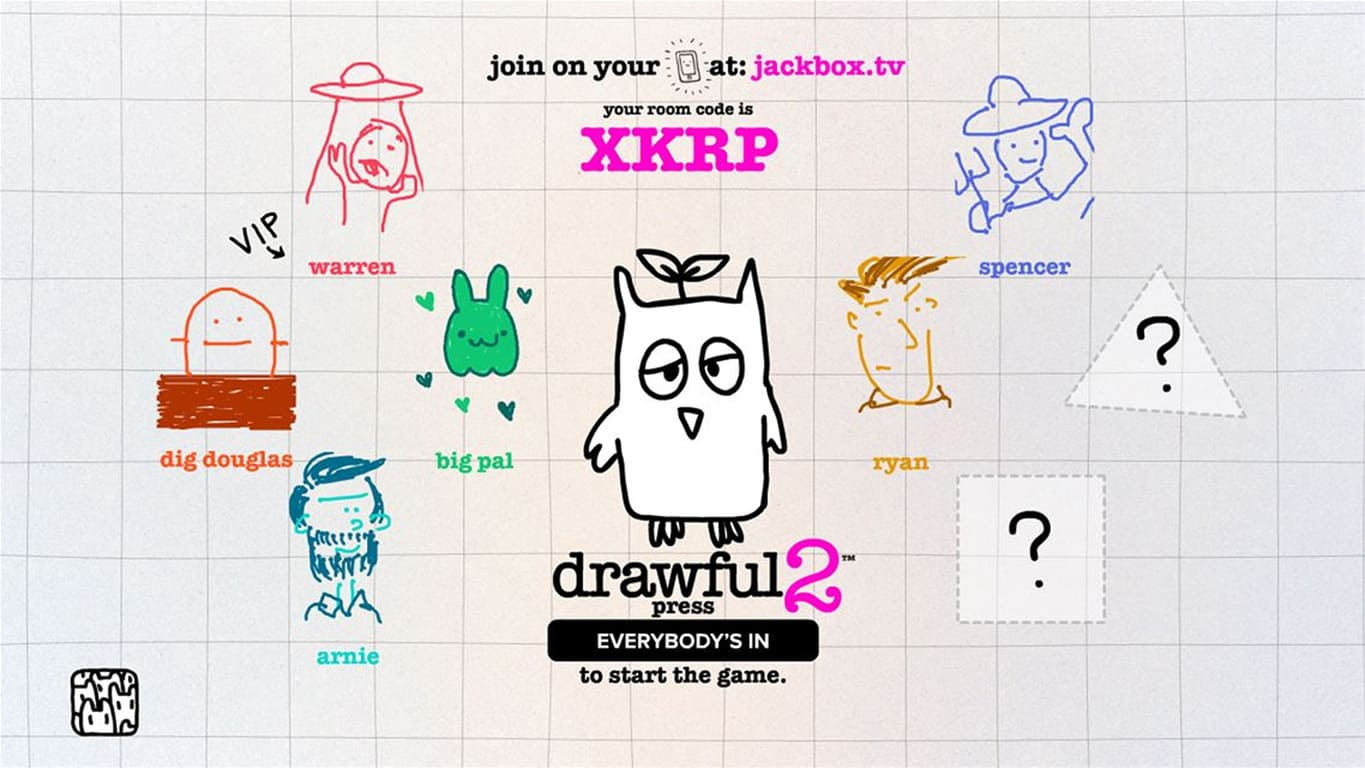 Drawful 2 on Xbox One