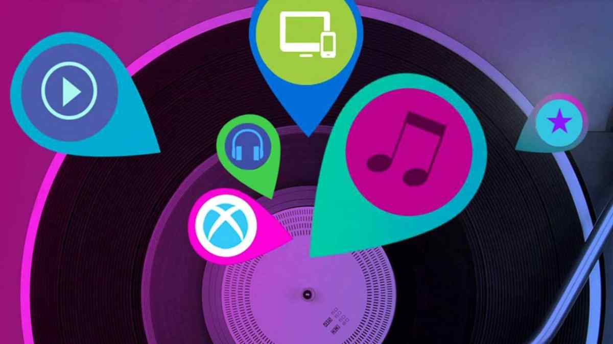 Groove Music gets NEON features, music videos on Windows 10 PCs