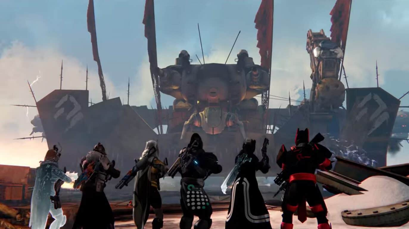 Destiny: Rise of Iron, Destiny, Rise of Iron