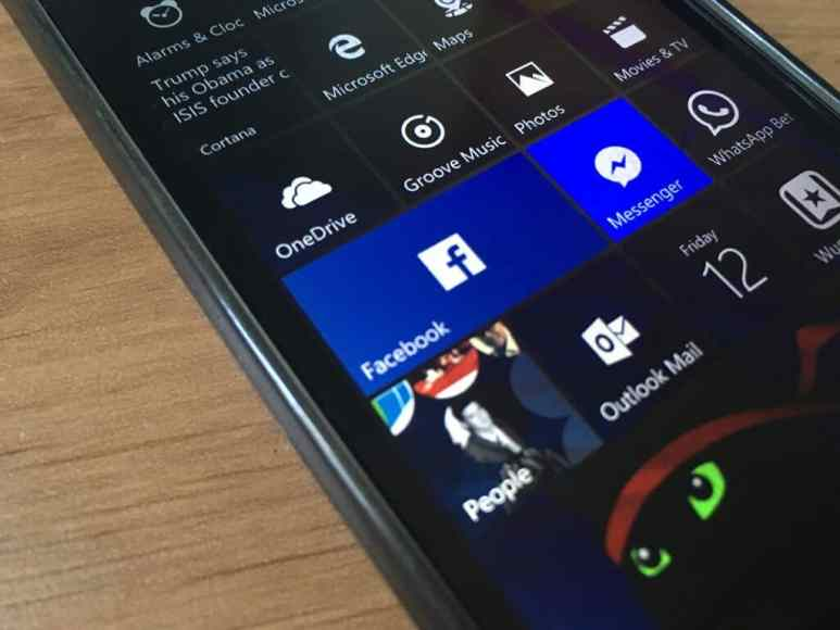 Microsoft hasn't given up on Windows phone, but it's been a