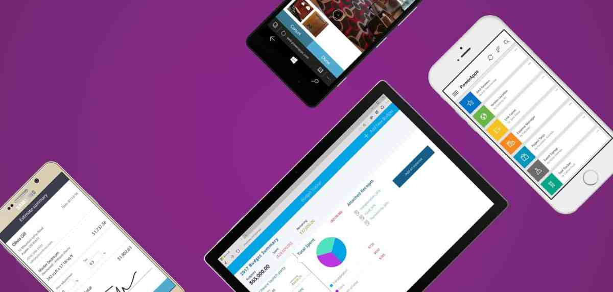Microsoft Flow, PowerApps, and Azure Functions help create cloud