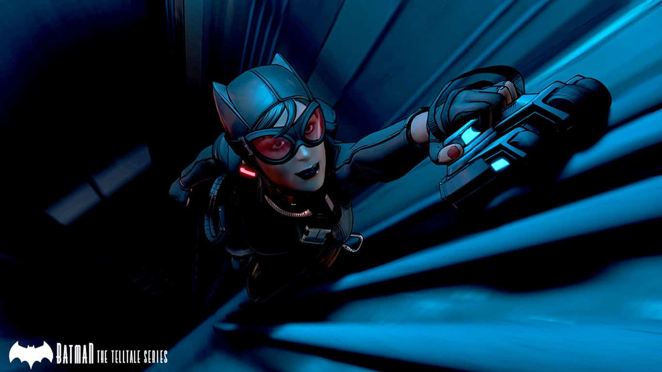 Batman – The Telltale Series – Episode 1: Realm of Shadows on Xbox One