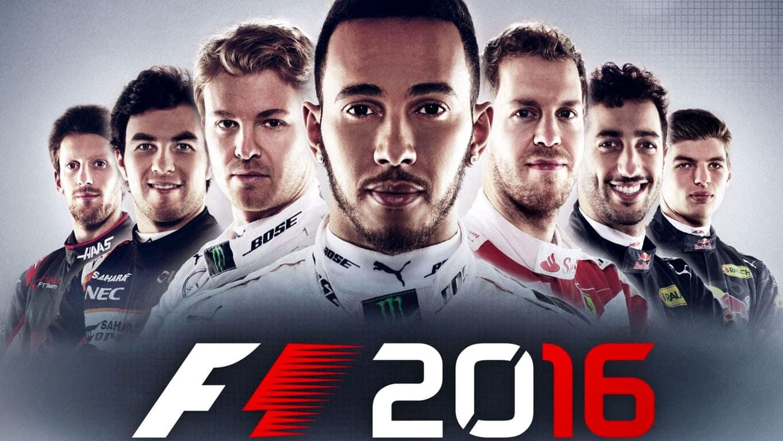 F1 2016 on Xbox One