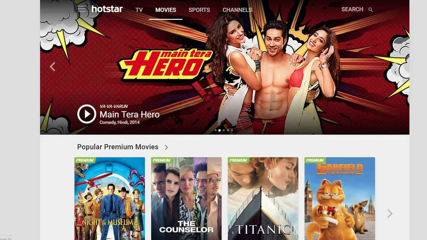 Watch Star Network shows for free on Windows 10 with the