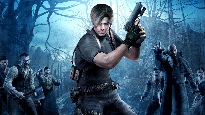 Resident Evil 4 on Xbox One