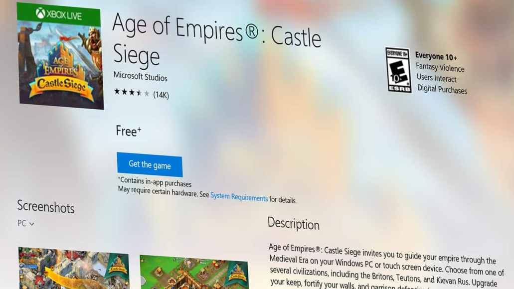 Microsoft rolls out new Windows Store visual design for web | On MSFT
