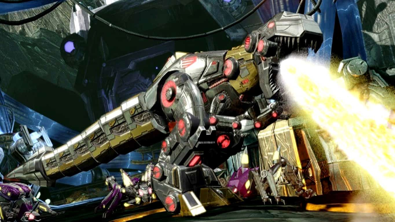 Transformers: Fall of Cybertron on Xbox One