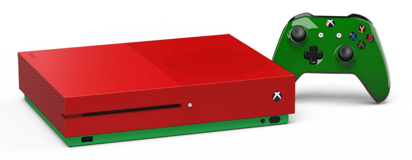 An Xmas Xbox One S by Customware