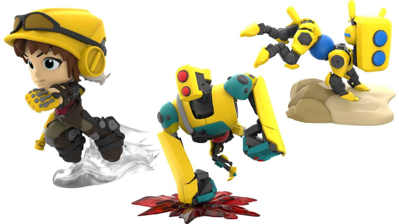 Xbox One Recore Anime Figures