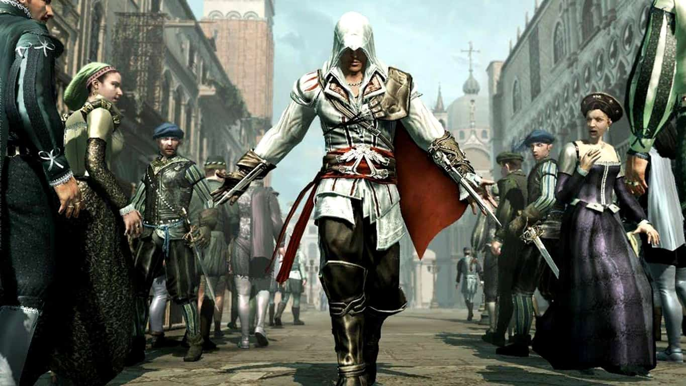 Assassin's Creed The Ezio Collection on Xbox One