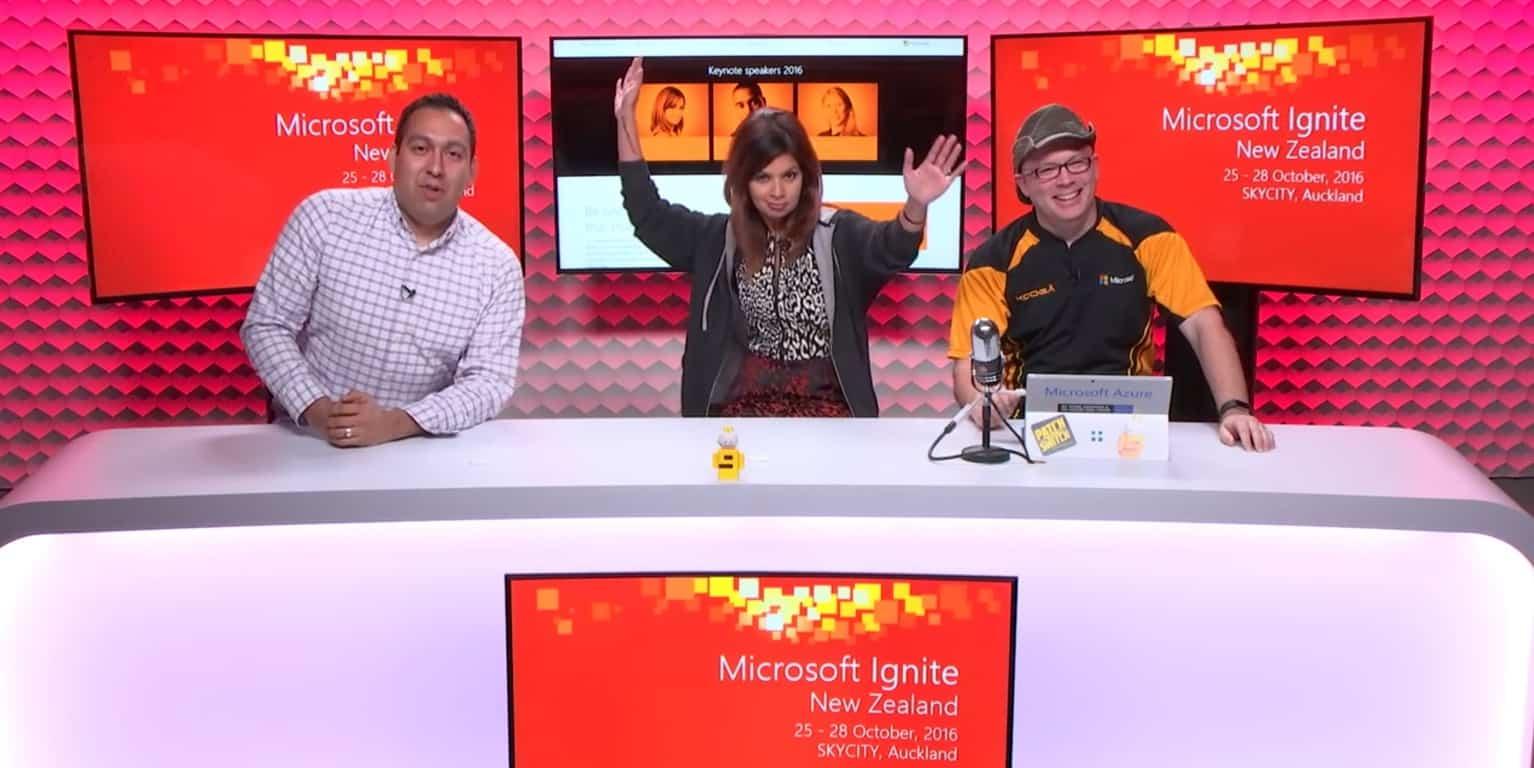 Microsoft, Ignite, New Zealand