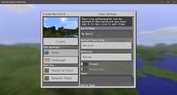 Minecraft on PC