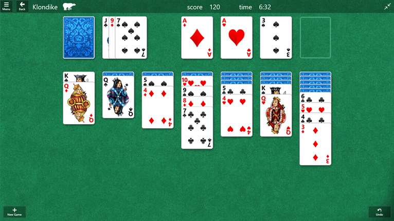 Microsoft Solitaire on Android, iOS, and Windows 10