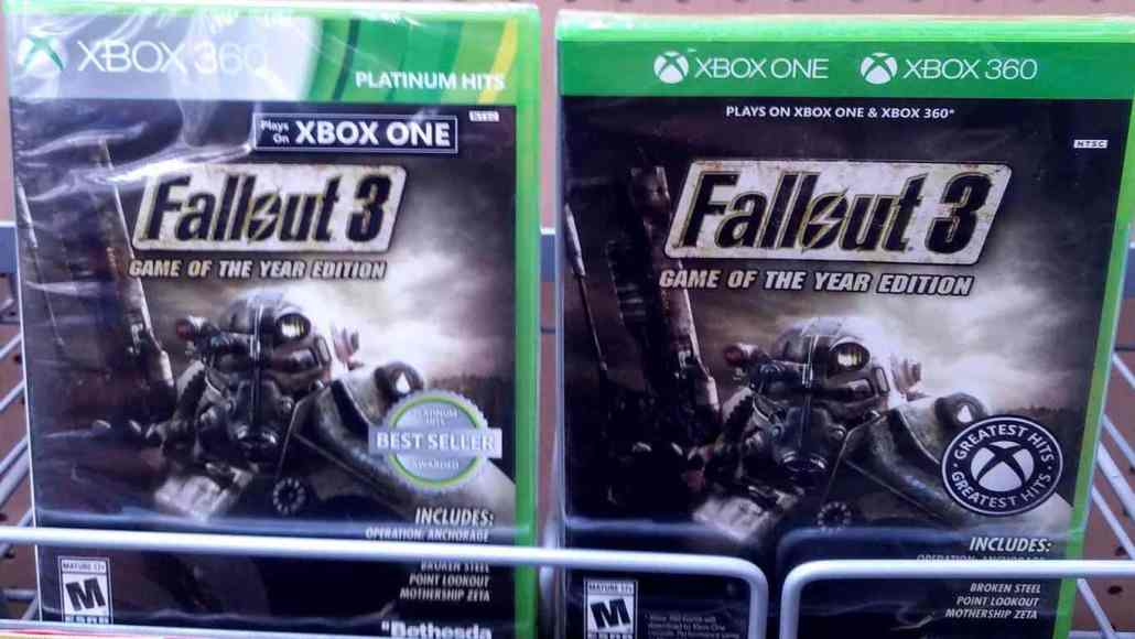 New Xbox 360 Video Game Boxes