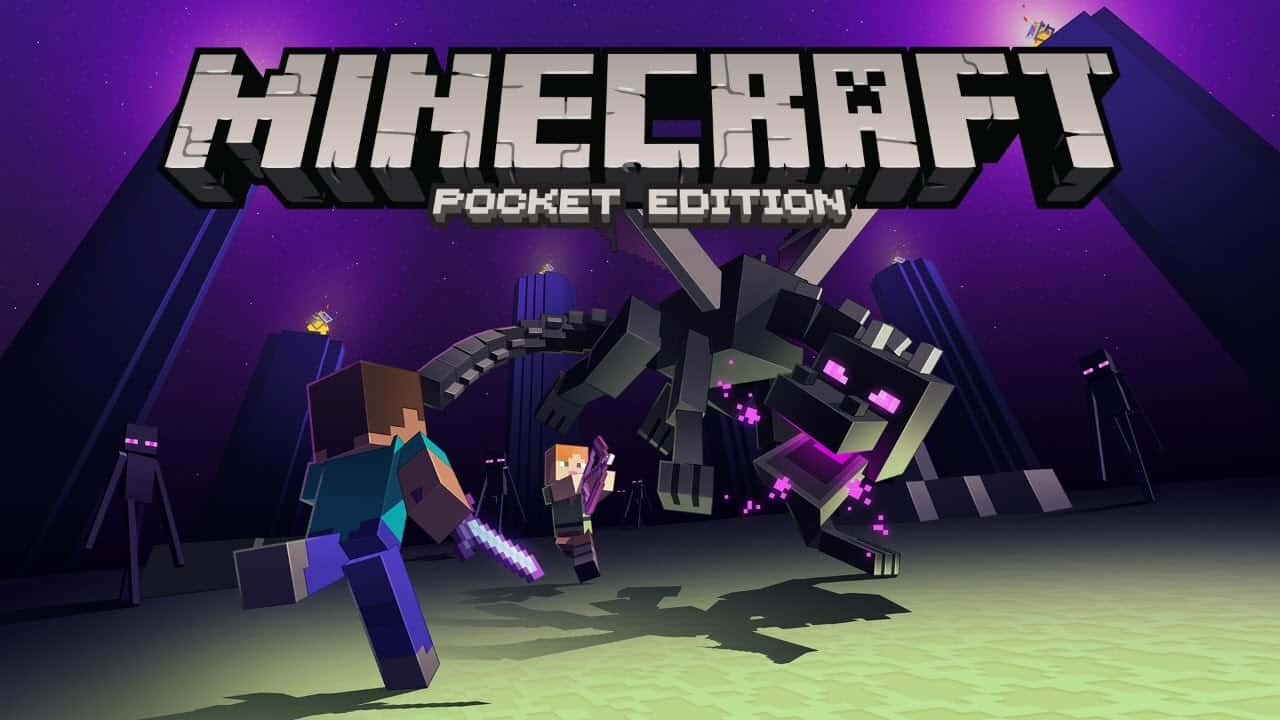Minecraft Pocket Edition Ender Update