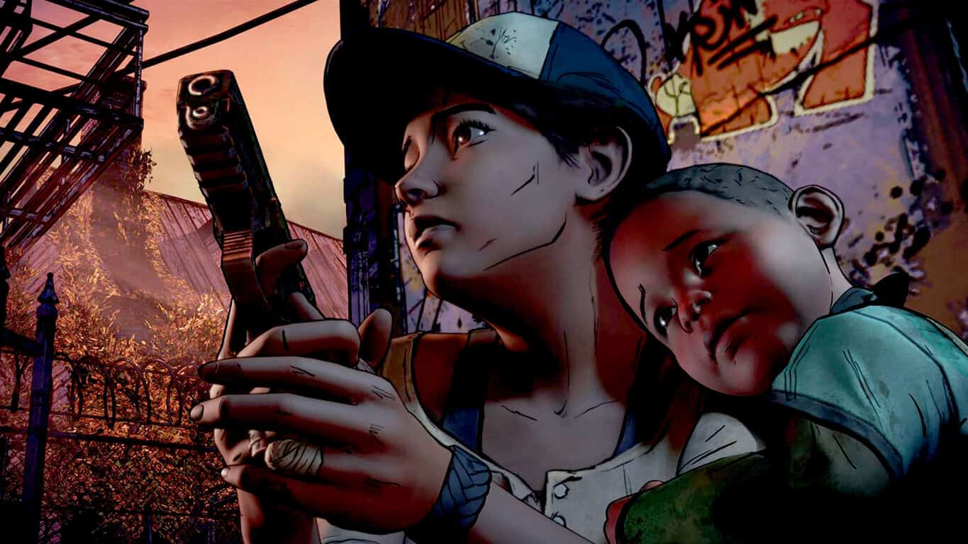 The Walking Dead: A New Frontier on Xbox One