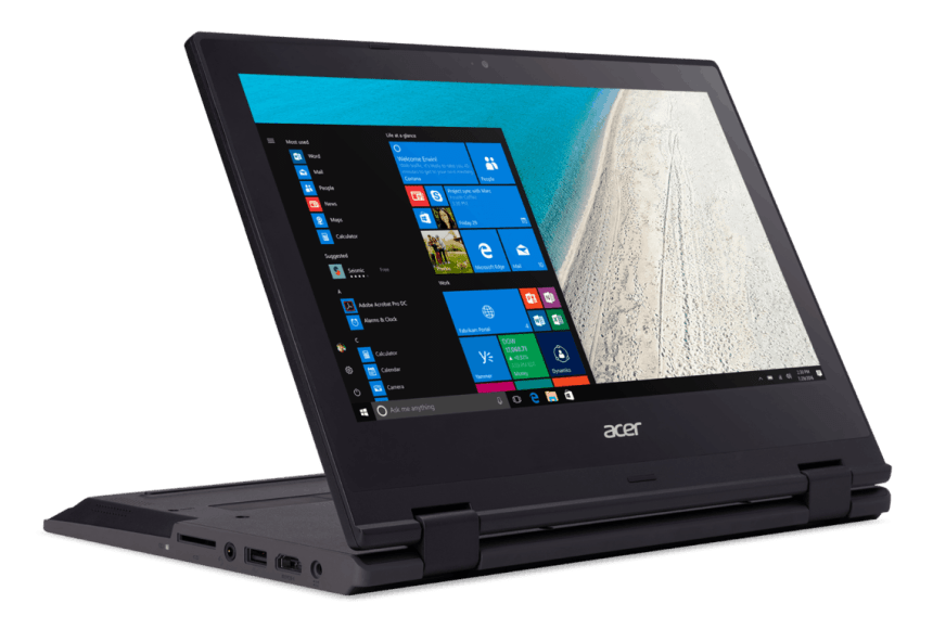 Acer Travelmate Spin B118