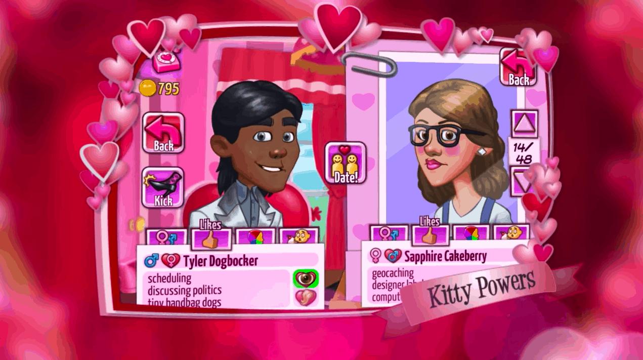Kitty matchmaking julkkis juoru whos dating