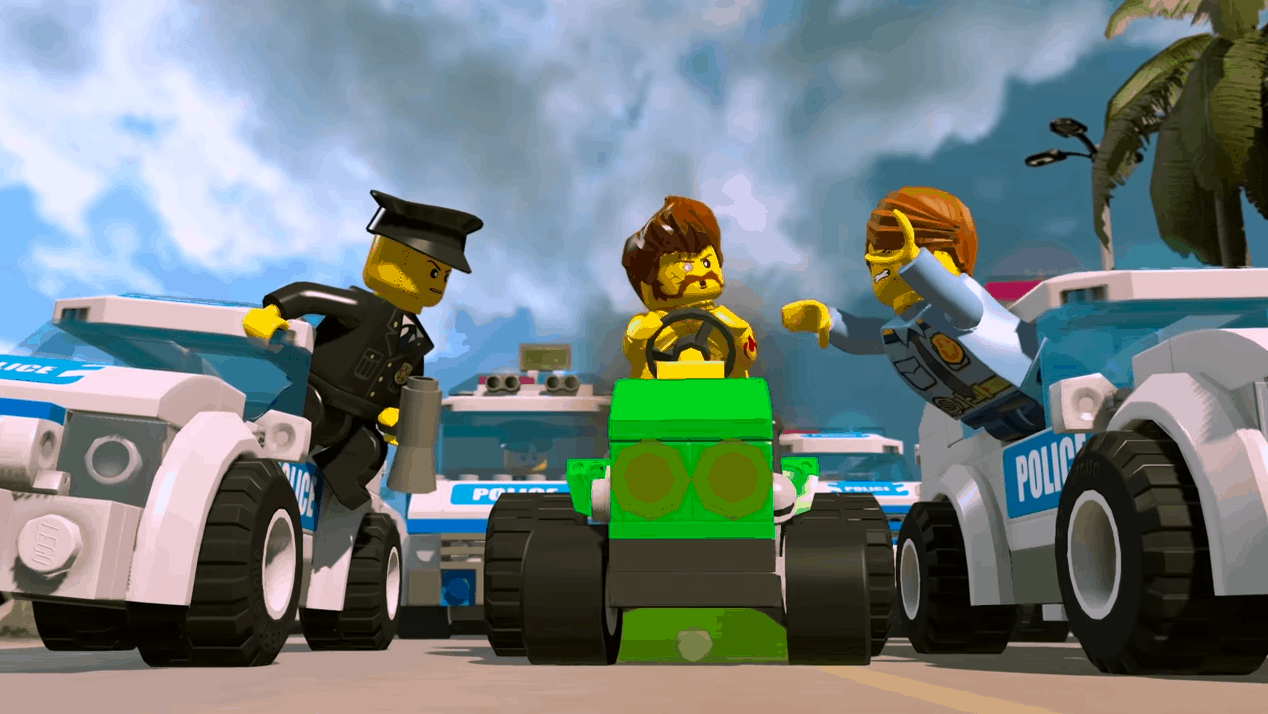 watch the lego city undercover xbox one video game trailer