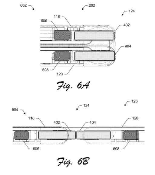 Microsoft Foldable Phone patent