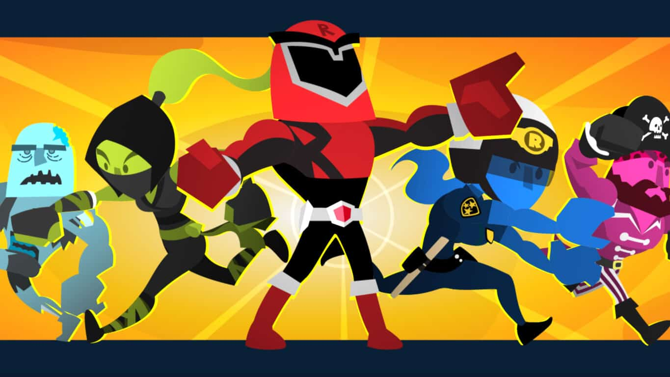 Runbow on Xbox One