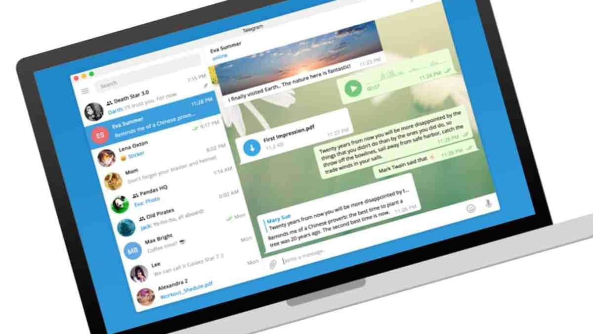 Telegram Desktop app updates with improved censorship resistance on