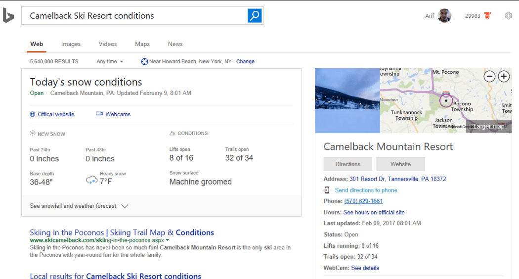 Bing Ski