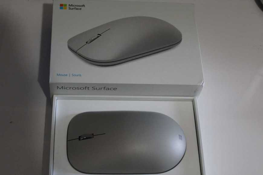 Surface Mouse Box