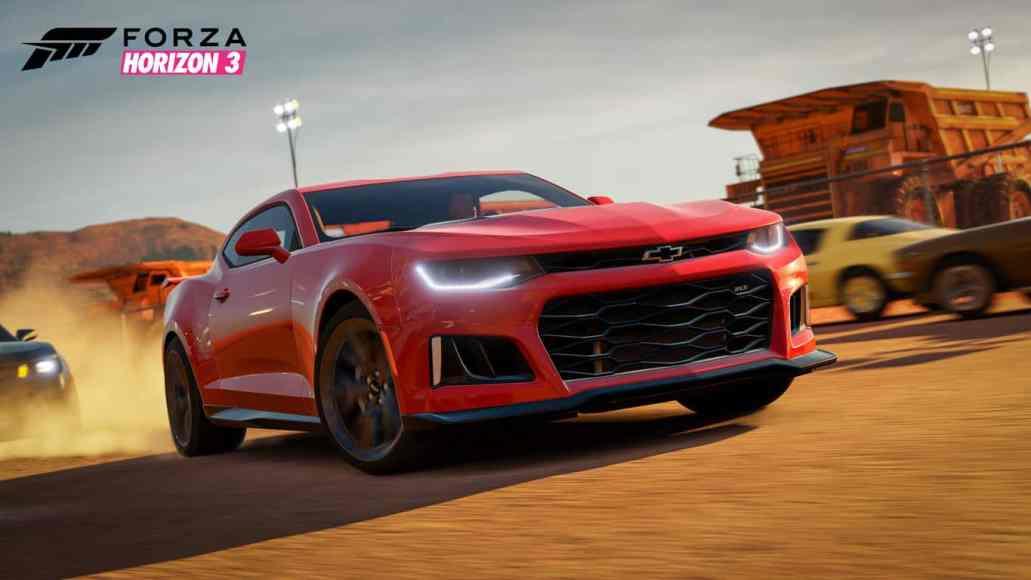 Forza Horizon  Car Pack Half