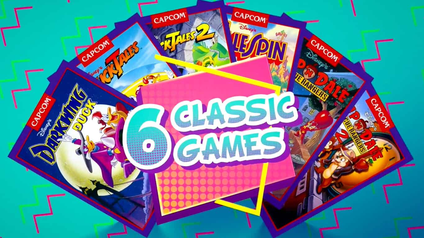 The Disney Afternoon Collection on Xbox One