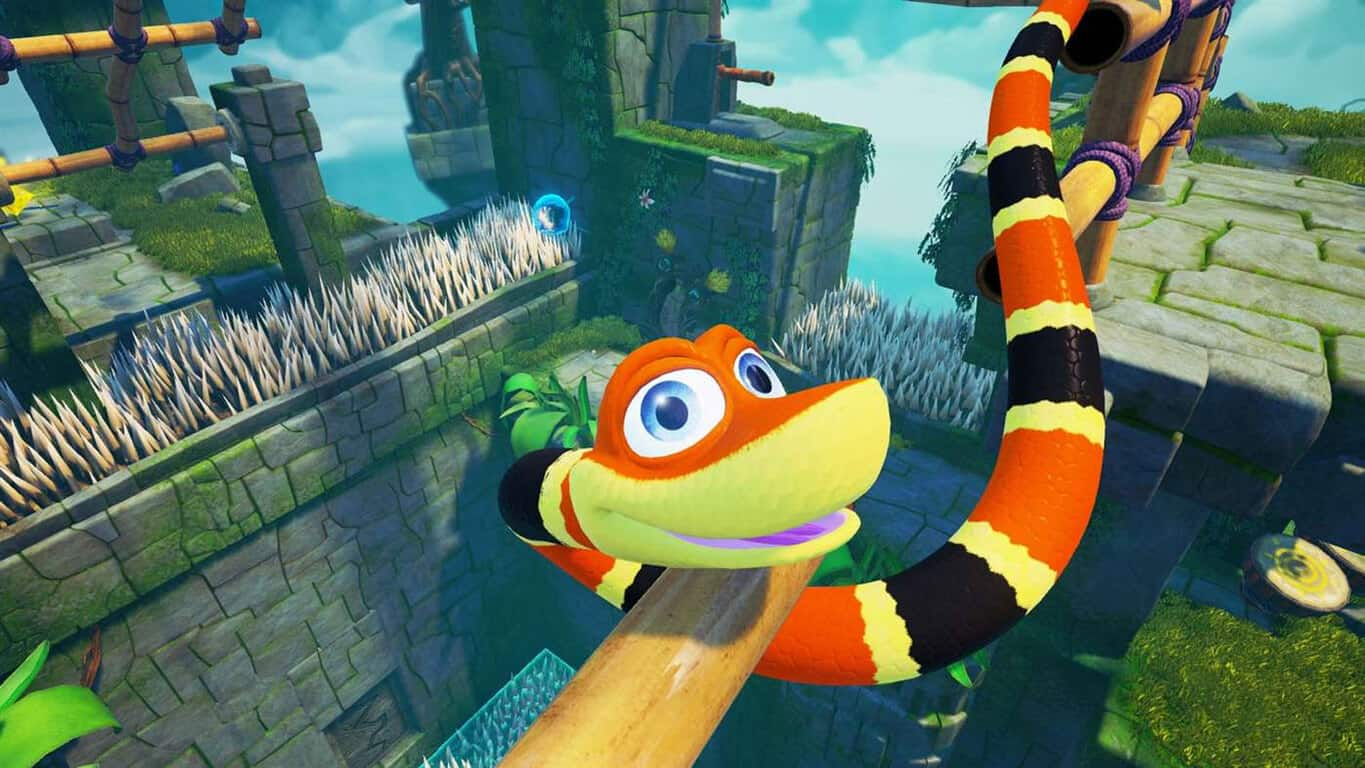 Snake Pass on Xbox One and Windows 10