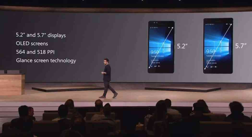Microsoft, Lumia 950, Lumia 950 XL, Panos Panay