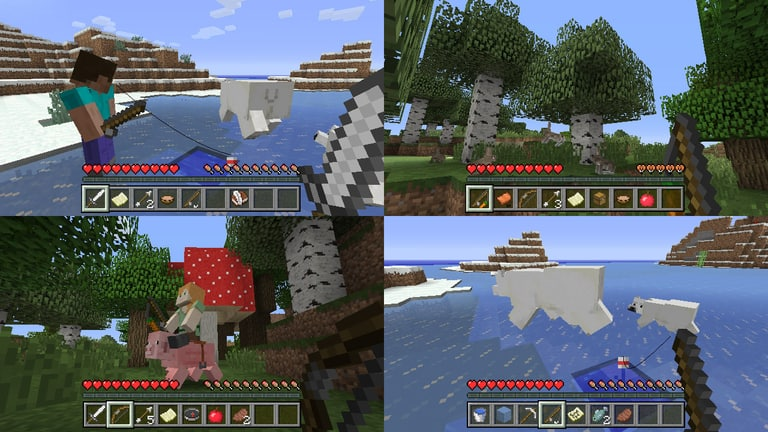 Minecraft Nintendo Switch 2