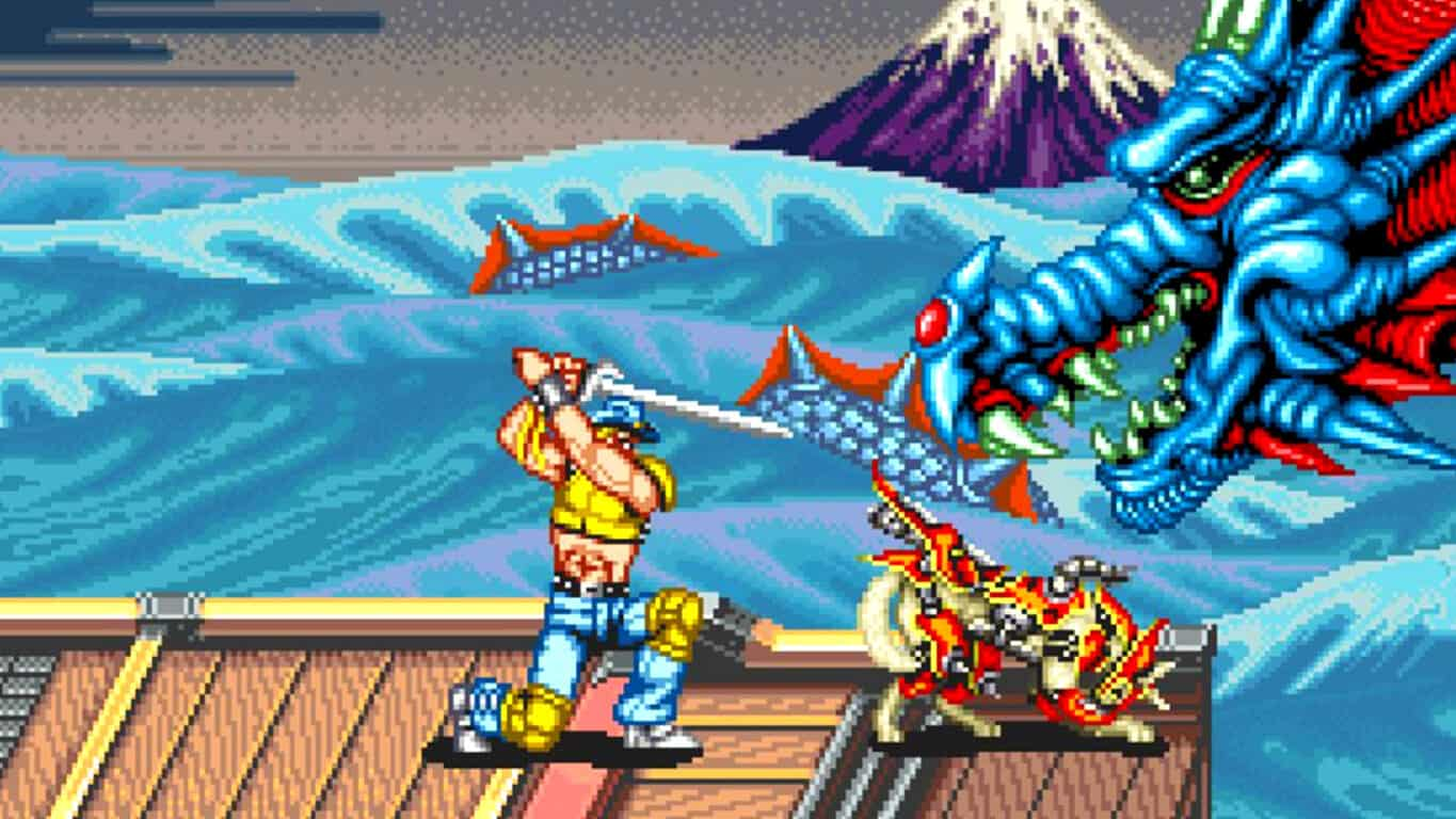 Xbox One's Neo Geo library grows even bigger with Sengoku 2