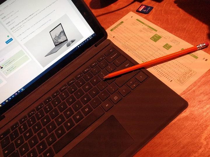 My Surface Pro 4