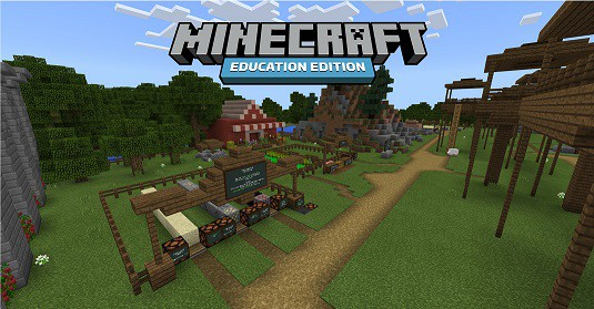 Microsoft, Minecraft, Education