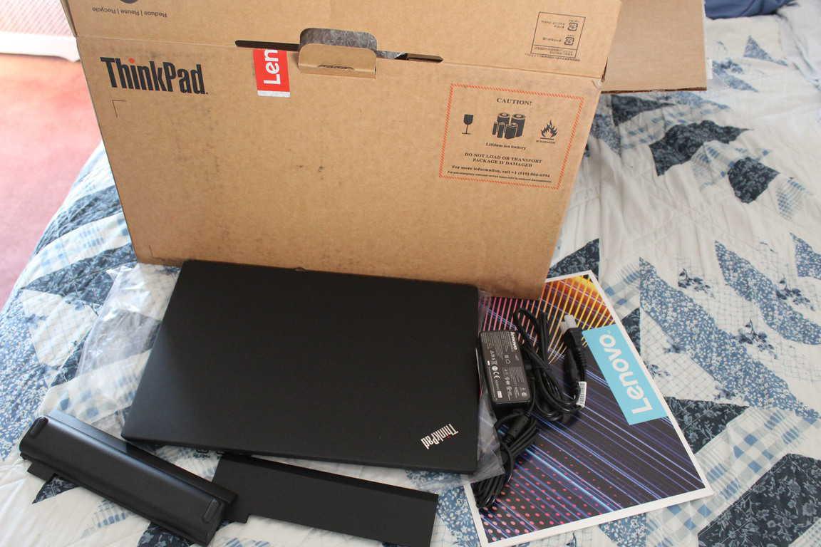 Lenovo ThinkPad T470 Box