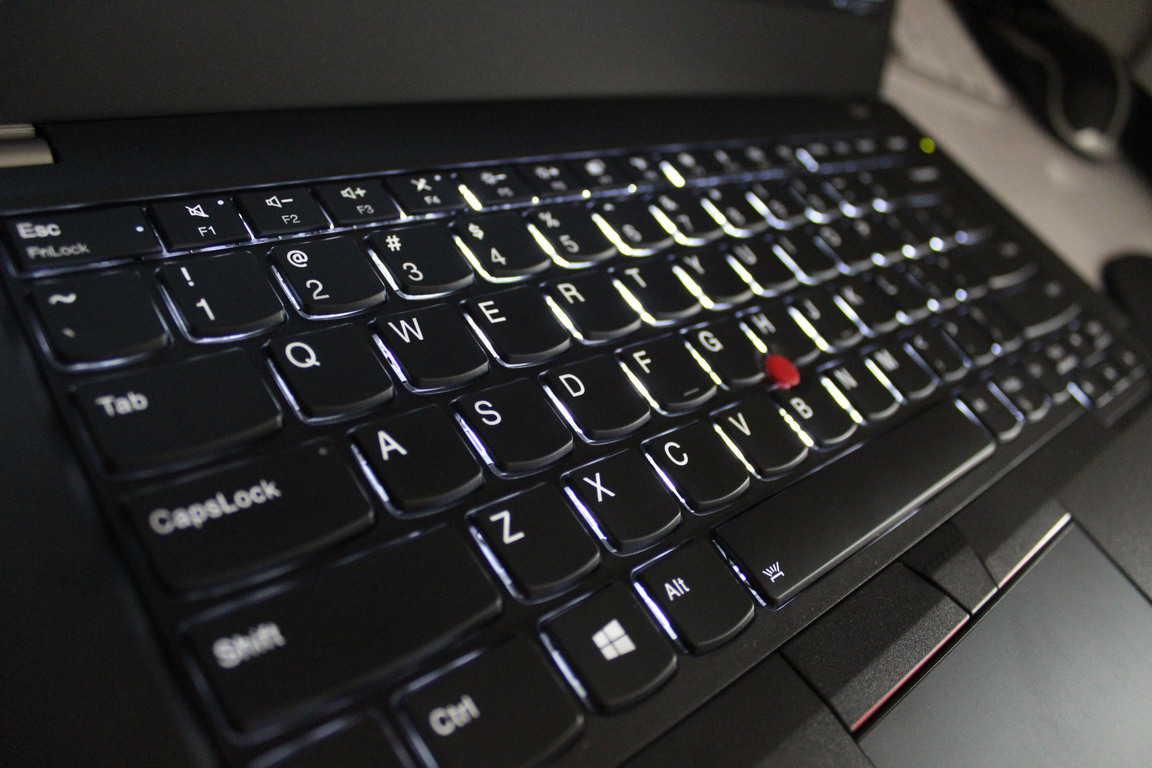 Lenovo ThinkPad T470 Keyboard