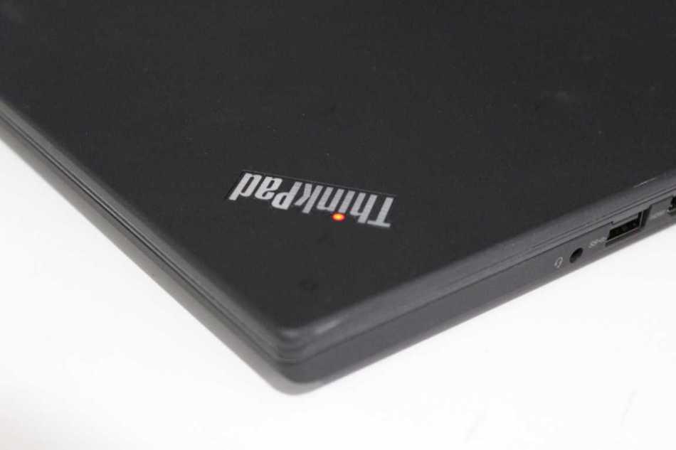 Lenovo T470 ThinkPad Logo
