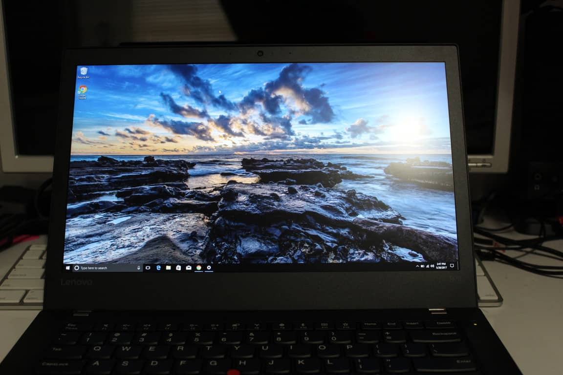 Hands on with the tough, powerful, and affordable Lenovo