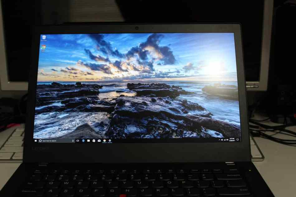 Lenovo ThinkPad T470 revisited: the laptop that tried to