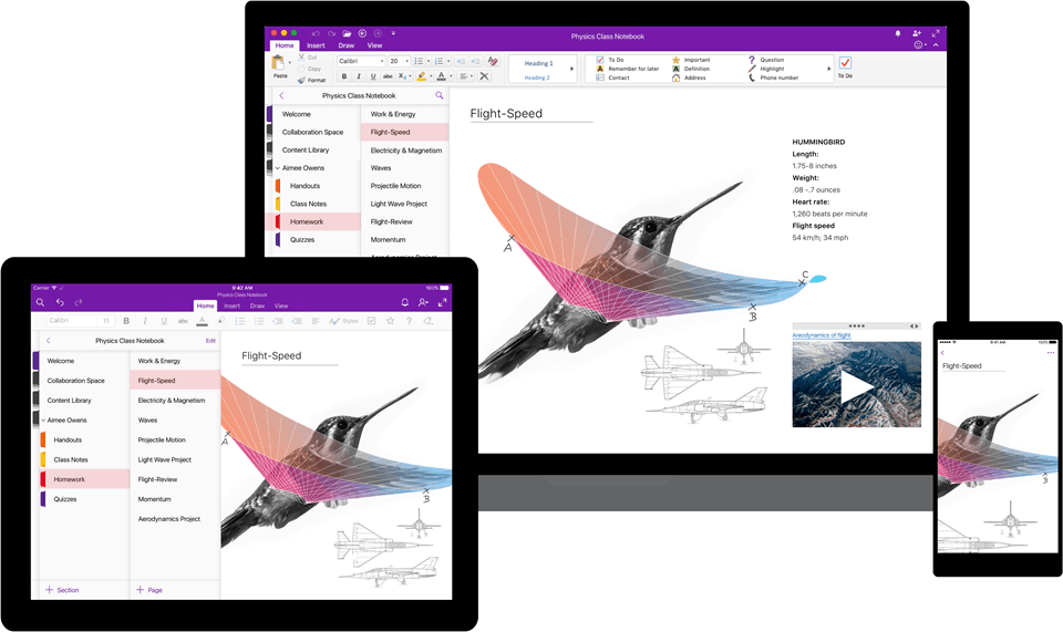New OneNote