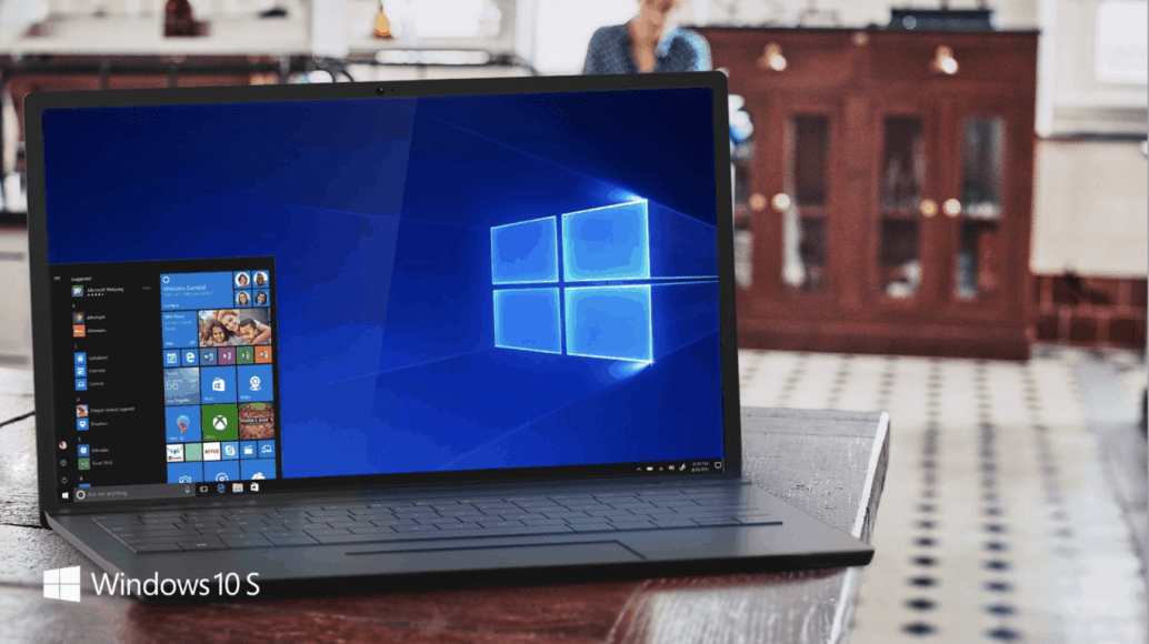 free upgrade to windows 10 pro from s