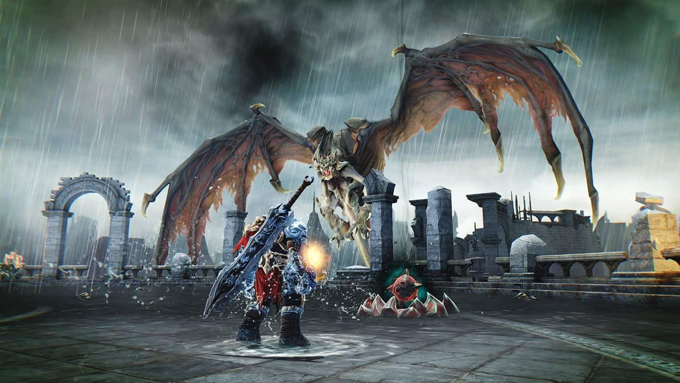 Darksiders Fury's Collection – War and Death on Xbox One