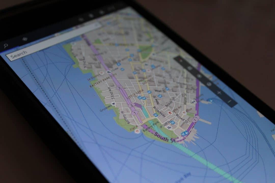 Windows Maps Windows 10 Mobile